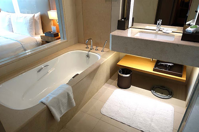DSC01152 - 精銳VIP採訪│台中五星級酒店就在七期日月千禧酒店,氣派舒適,商務人士出差首選