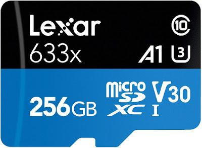 Lexar High-Performance 256 GB