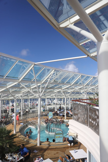 Solarium | Oasis of the Seas Couple's Review