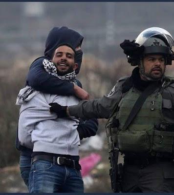 Palestina tersenyum