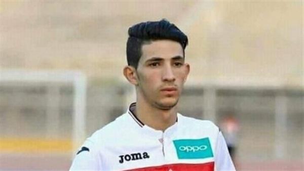 أحمد أبو الفتوح خارج قائمة الزمالك أمام البنك الأهلي