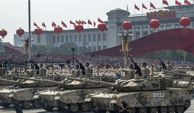 China provokes military neighbors, but the message is to the US