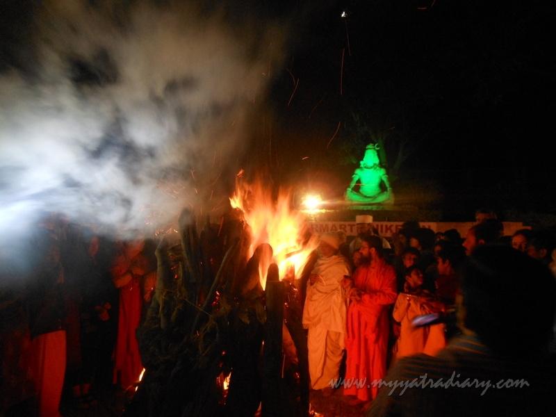 Holika Dahan, Festival of Holi in India