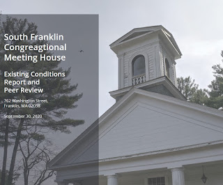 South Franklin Congregational Meeting House Existing Conditions Report and Peer Review