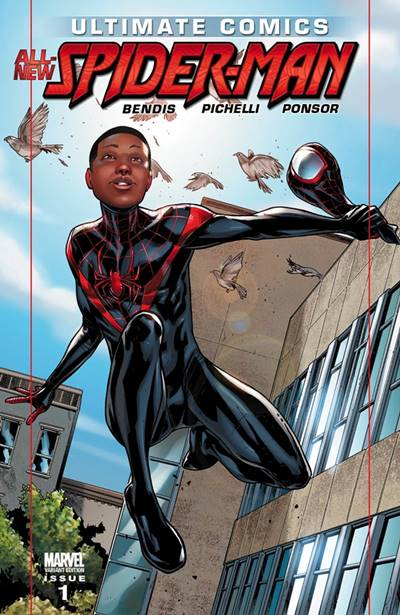 Miles Morales es el Spiderman definitivo