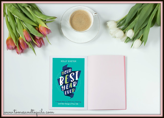 Your Best Year Ever by Kelly Exeter | Review on Tomes and Tequila Blog