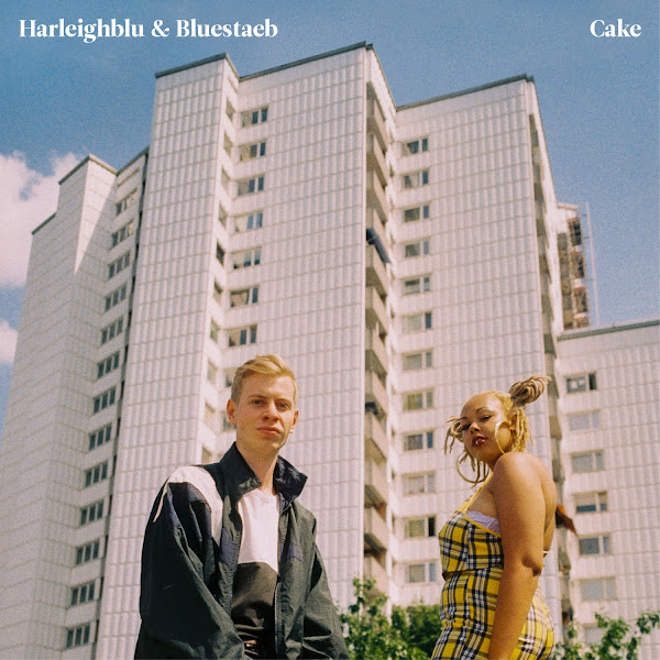 Harleighblu & Bluestaeb - Cake - Single Cover
