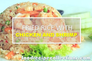 Fried Rice With Chicken and Shrimp