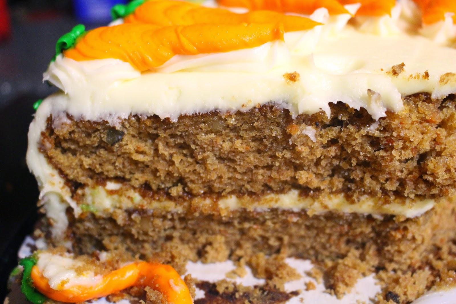 Sams Club Carrot Cake
