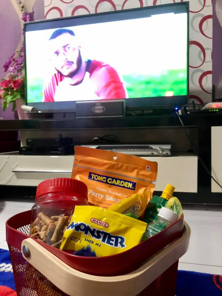 Laki Bini Ngadap Gegar Vaganza Macam Pergi Piknik!