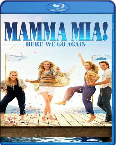 Mamma Mia: Here We Go Again! [2018] [BD50] [Latino]