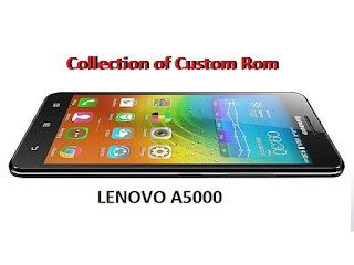 Lenovo A5000 Kitkat Rom