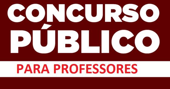 Concurso para professores no pr inscri es pela internet for Concurso para profesores 2016