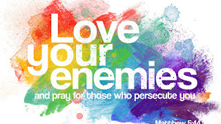 Love Your Enemies - Catholic Daily Reading + Reflection (Homily): 15 June 2021