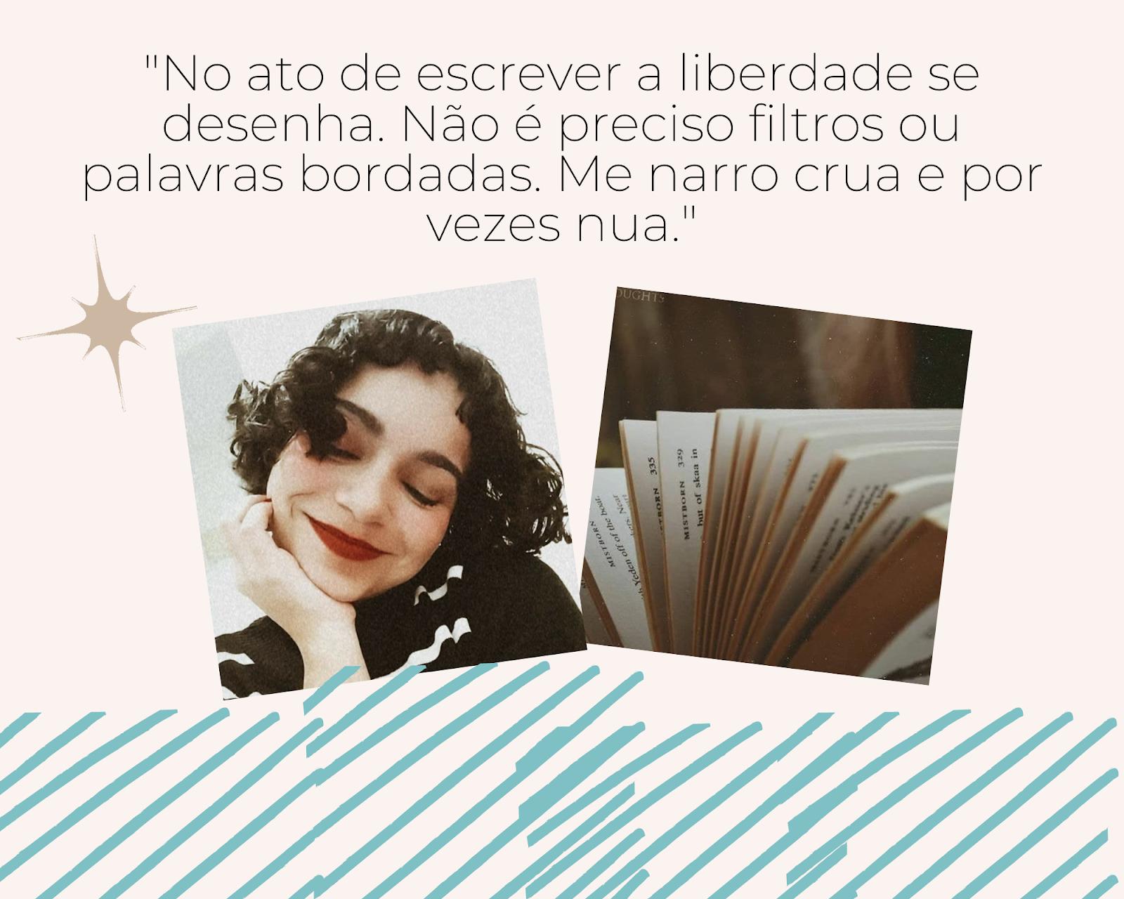 Do papel para o mundo Bárbara Amorim