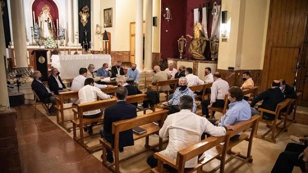 El coronavirus centra la temática en el Pleno de Hermanos Mayores en Huelva
