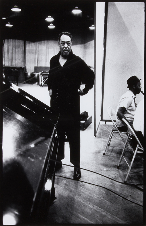 Duke Ellington | The Breman Museum | Photo: Herb Snitzer