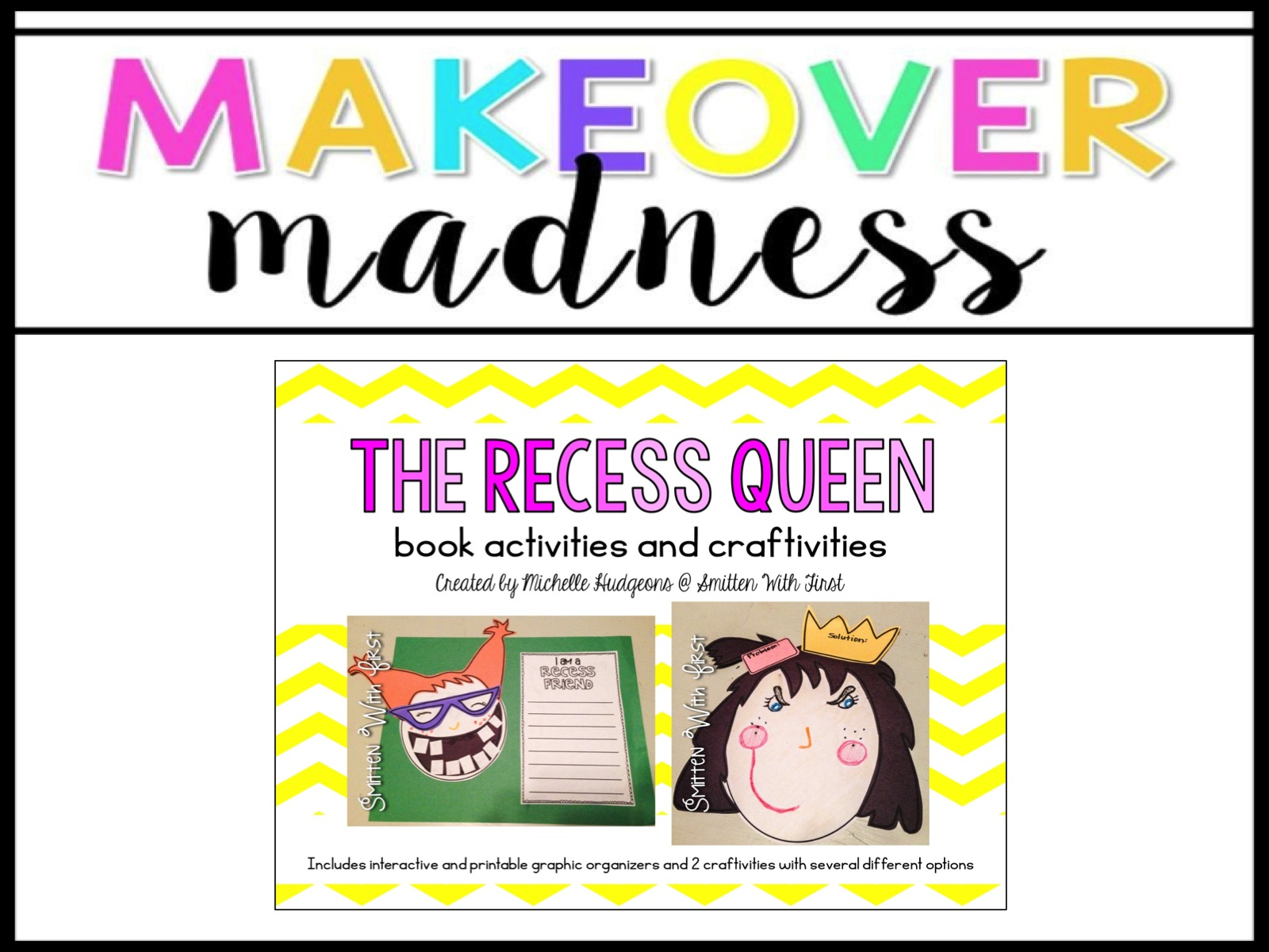Smitten With First Makeover Madness Round 3