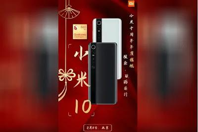 Xiaomi's Mi 10 Pro 5G Smartphone