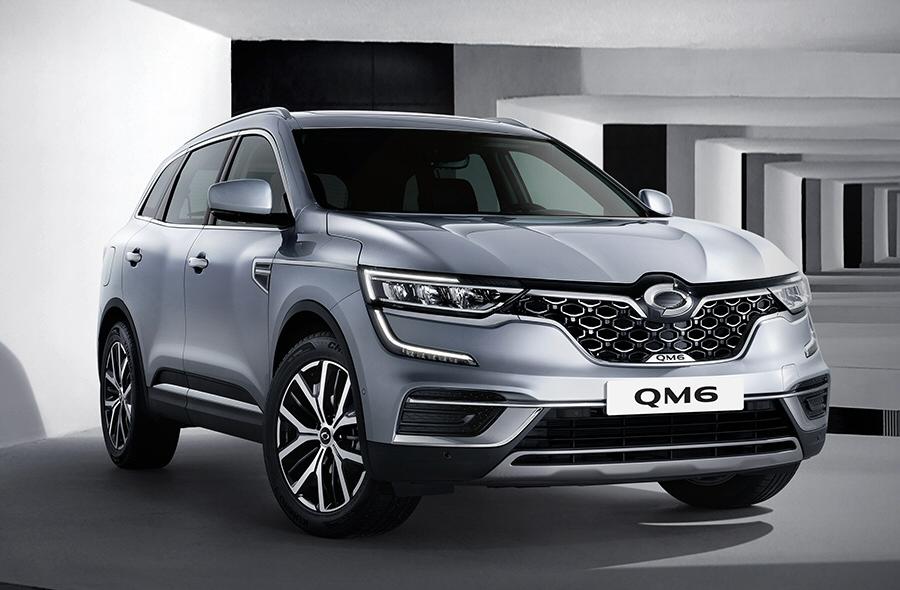 중형 SUV QM6 스타일 업그레이드 모델 'NEW QM6' 출시