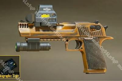 pubg deagle pistol