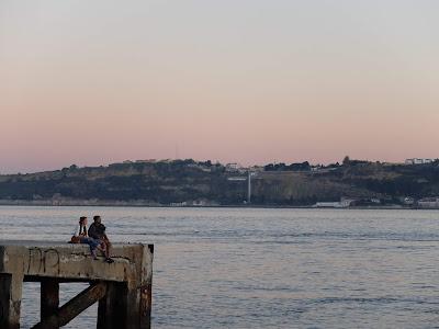 リスボン海沿い2