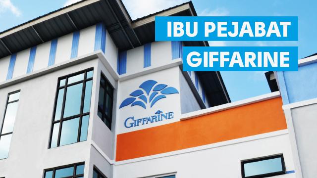 Ibu Pejabat Giffarine Malaysia