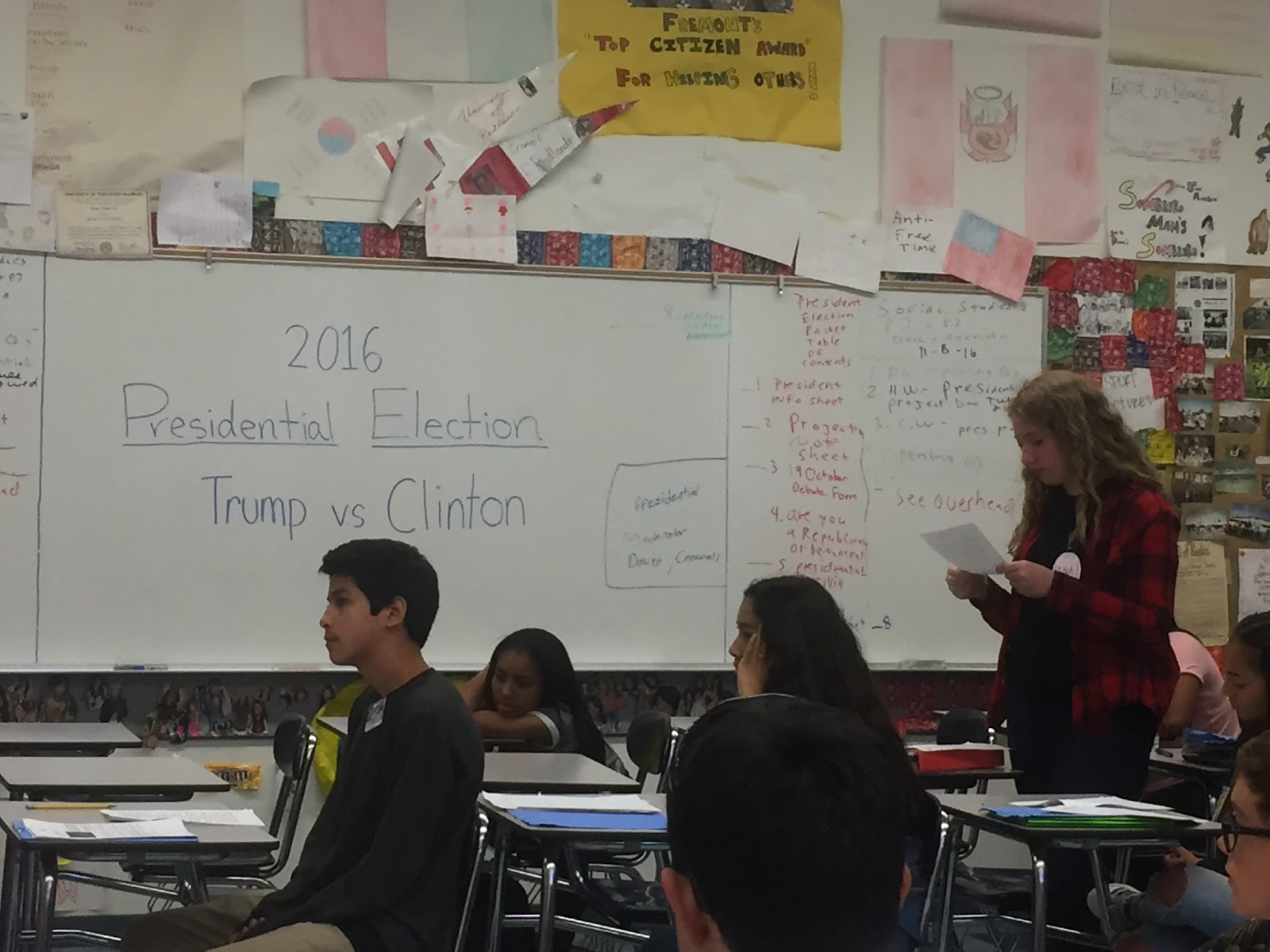 Fremont Middle School Academy Of Environmental Science Amp Innovative Design Presidential