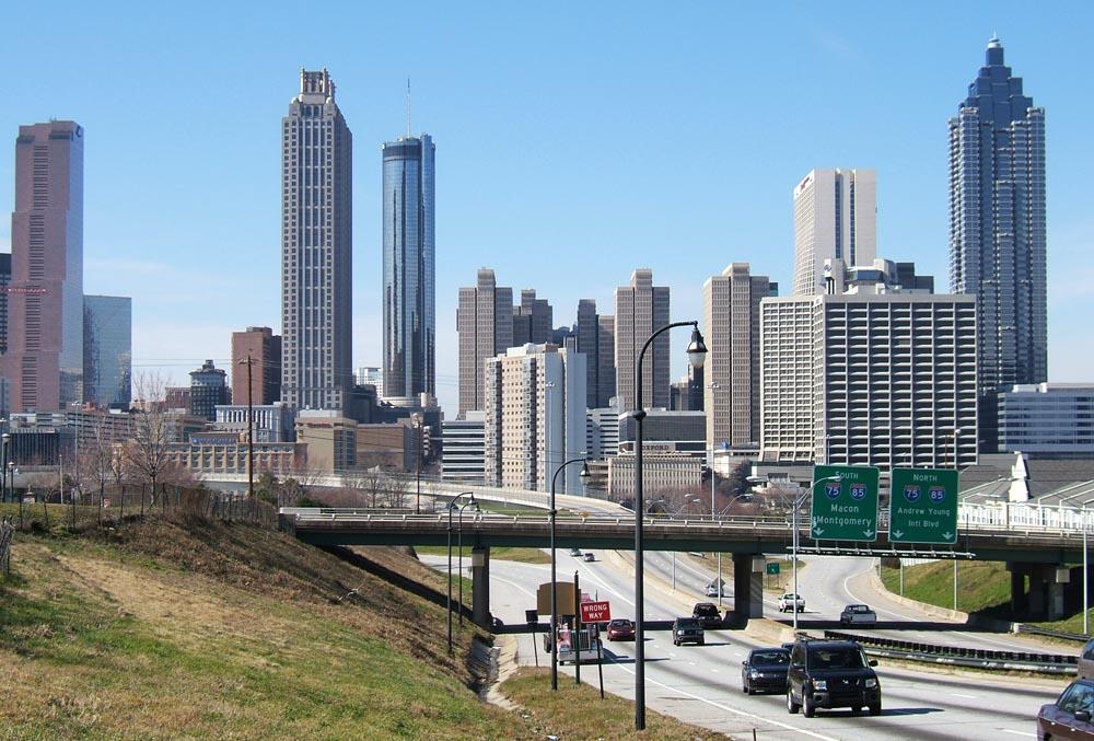 Super Fotos de Atlanta - EUA | Cidades em fotos ZQ17
