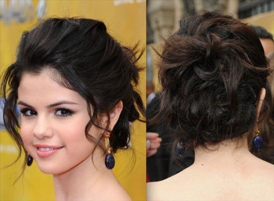 Western Hair Styles: Beauty Culture: Western Brides Hair Styles