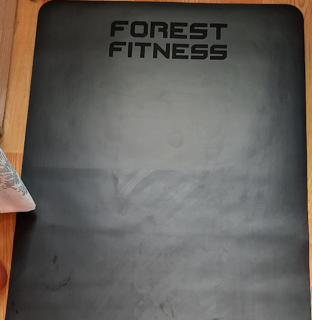Forest Fitness pilates mat