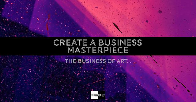 running a business, business start ups, art advice, tips for artists, Beechhouse Media, Mark Taylor,