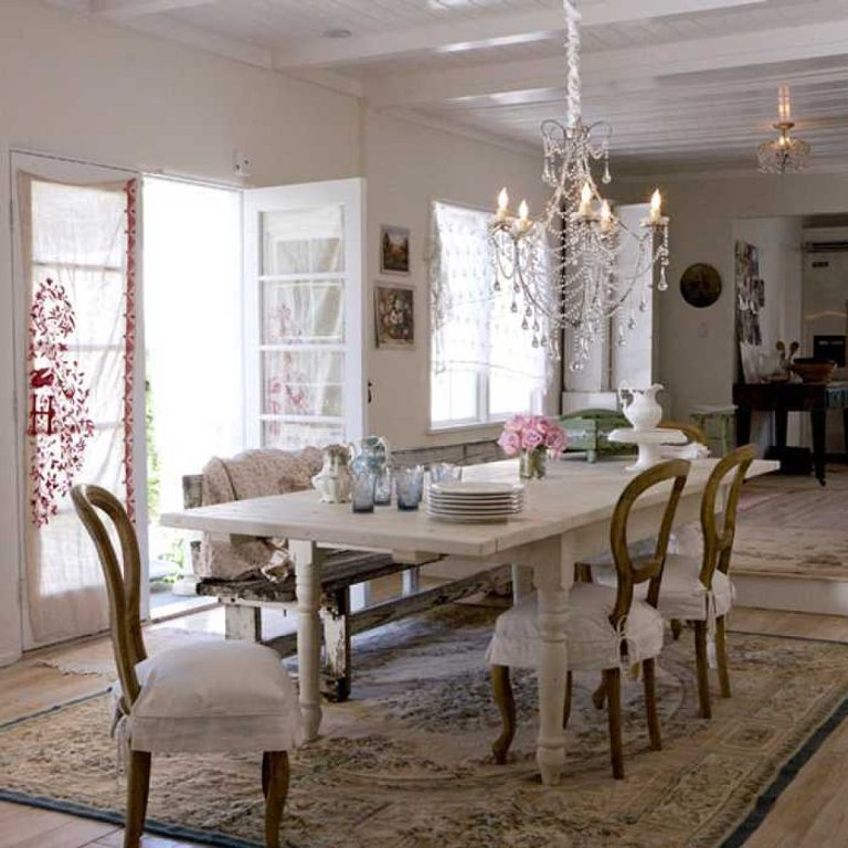 decoracao Shabby Chic Interior Design Ideas