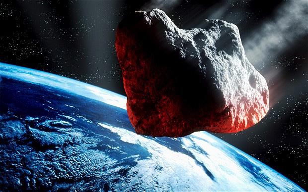 asteroide proximo da Terra no dia 08 de março