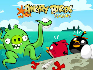 Download Angry Birds Seasons 2012, Piglantis Episode