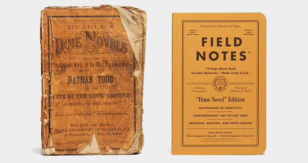 Field Notes Dime Novel Notebook