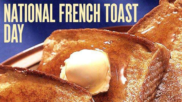 National French Toast Day Wishes