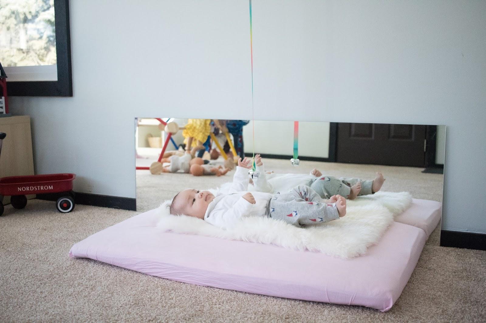 Montessori Baby Tactile Mobiles