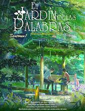 El jardín de las palabras (2013)