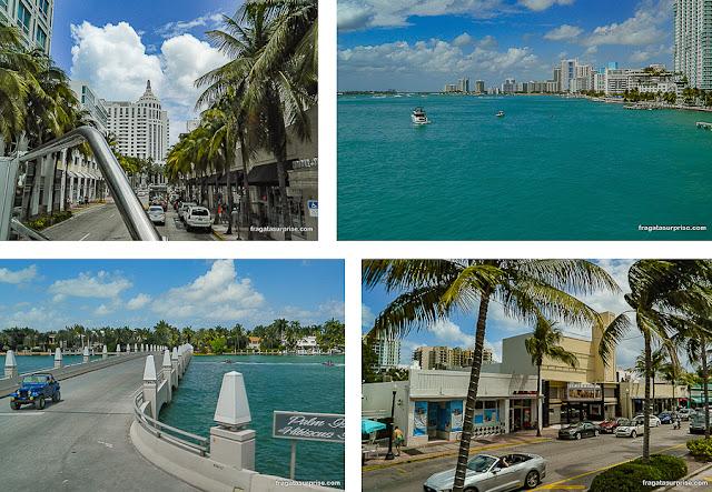 Tour hop-on hop-off em Miami e Miami each