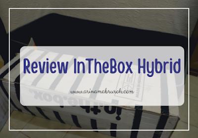 review dan unboxing kasur Inthebox Hybrid
