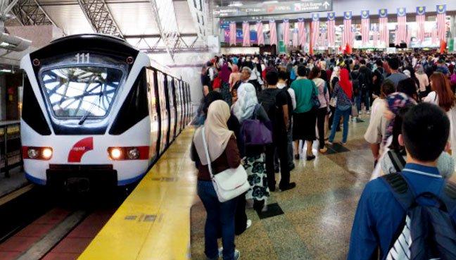 Perkhidmatan LRT Tergendala, Rapid KL Minta Maaf