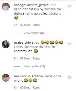 He be like Ikembe- Nigerians Mocks James Brown as video of his hips goes viral (Video)