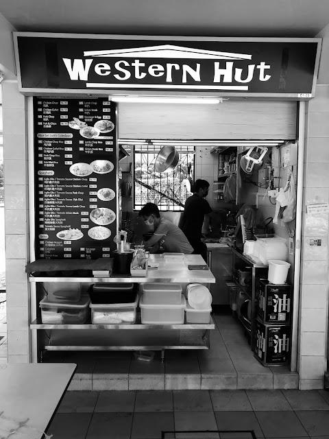Western Hut, Havelock Road Food Centre