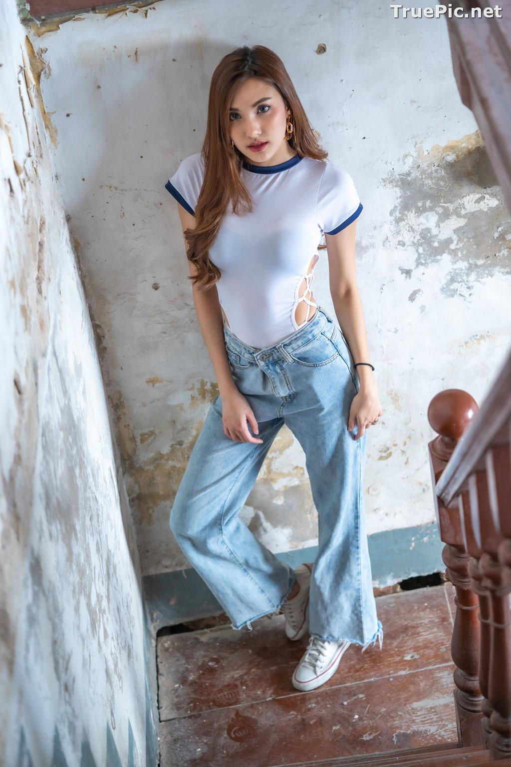 Image Thailand Model - Mynn Sriratampai (Mynn) - Beautiful Picture 2021 Collection - TruePic.net - Picture-77