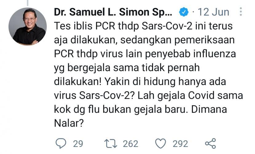 Dokter RSPAD Akhirnya Minta Maaf Usai Bikin Heboh di Media Sosial