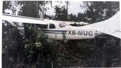 Sinaloa: Cessna stopped carrying weapons to Los Chapitos