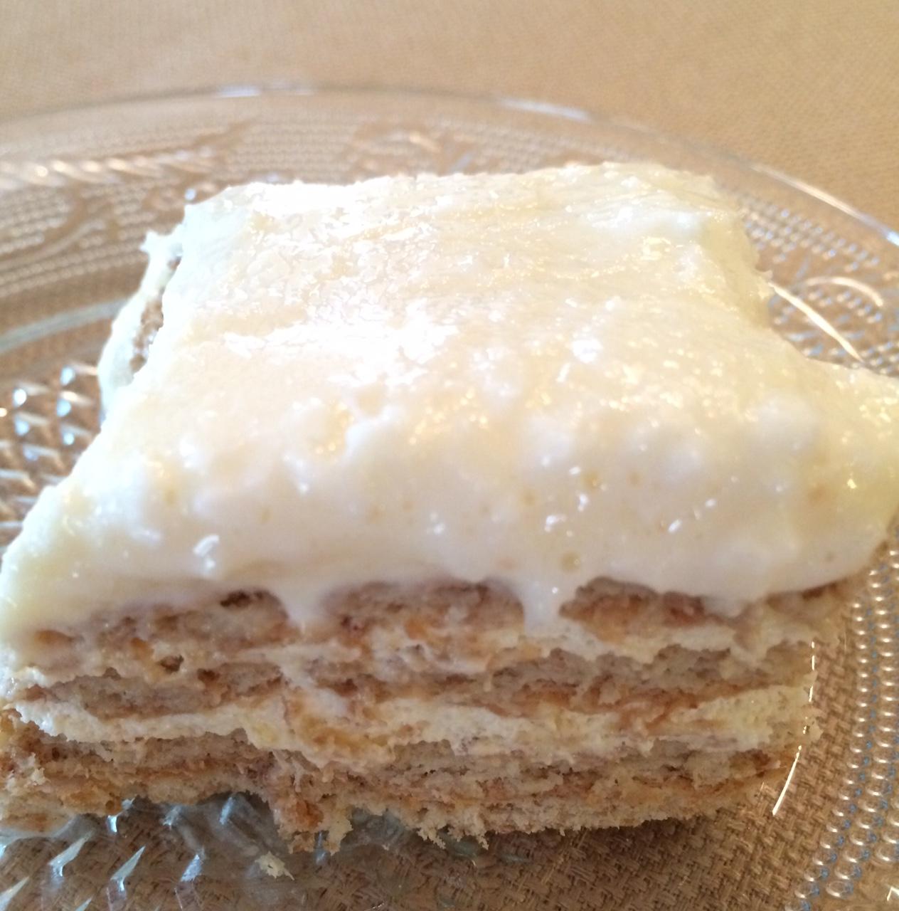 Easy Graham Cake Recipes