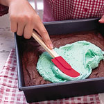 Chocolate Mint Brownies - Step 2
