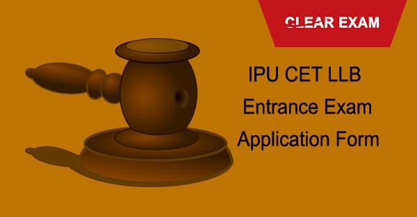 IPU CET LLB Application Form